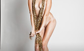 David Nudes Laci Laci Studio White David Turns Laci Into A Mouth-Watering Glam Nude Super Model!...