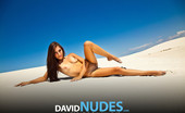 David Nudes 448815 Honey Honey Nude At White Sands National Monument Part 1 David Takes Honey On A Trip Out To A Very Strange And Interesting Nature Spot In The New Mexico Desert, An Ancient Ocean Beach, Water Gone For Millions Of Years Now, Only The Pure White Sand Left. L