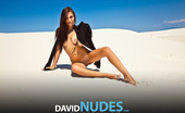 David Nudes Honey Honey Nude At White Sands National Monument Part 1 David Takes Honey On A Trip Out To A Very Strange And Interesting Nature Spot In The New Mexico Desert, An Ancient Ocean Beach, Water Gone For Millions Of Years Now, Only The Pure White Sand Left. L