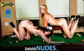 David Nudes Cadence Pool Table Two Friends Play Pool In The Nude And Then Just Get On Top Of The Table...