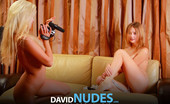 David Nudes Alla Alla Film Me Too The Two Ladies Compete Through Out This Set Series To See Who Can Perform The Best....