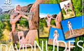 David Nudes Amanda Amanda Boulders Pack 1 Beautiful Model Amanda Shows Us A Fun And Sexy Side Of Nature....