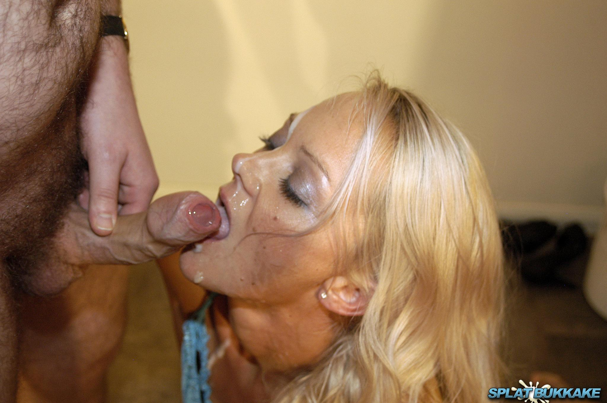 Blonde beth dp with dildo and tied up 9