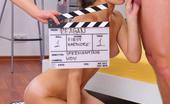 Spermantino Reagan Amateur Teen Fucks In Her First Porno