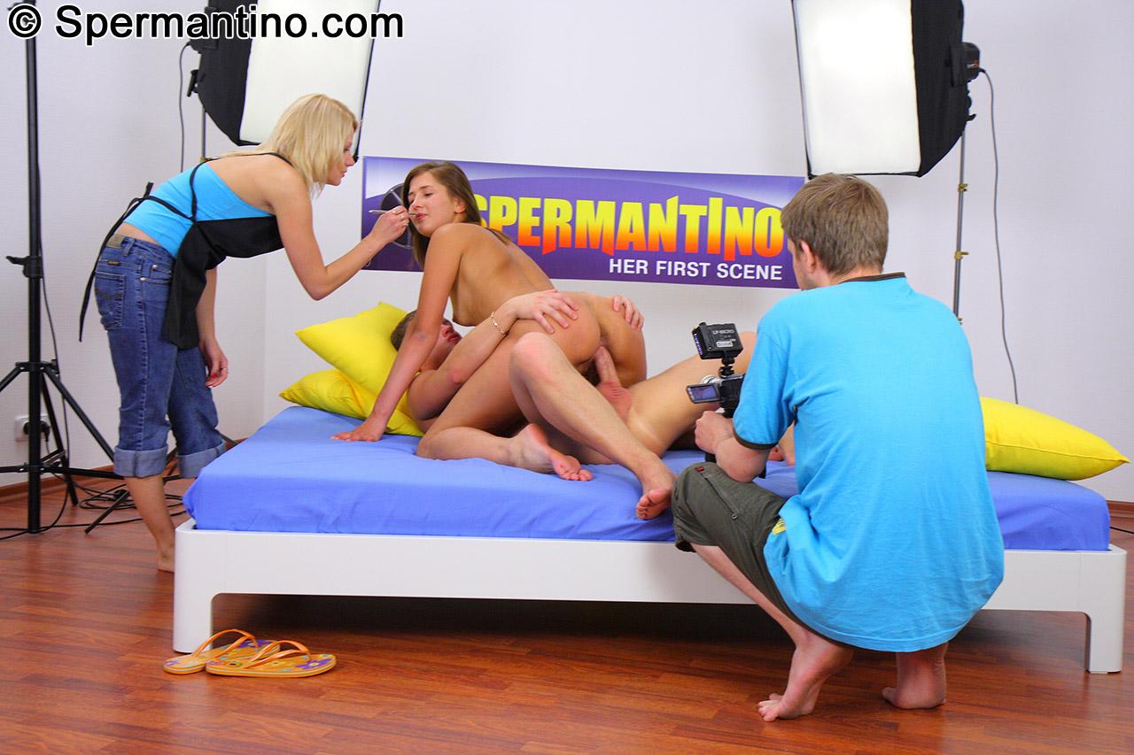 Рабочий материал съемок порно, Как снимают порно фильмы порно видео онлайн 8 фотография