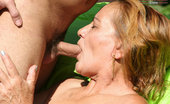 Bizarre Mature Sex This Granny Loves The Cock Hard And Long