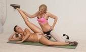 Lesbian Sport Videos Talented Sports Babe Deserves A Lesbian Strapon