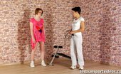 Lesbian Sport Videos 451596 Bubbied Gymnast Trained And Fucked By A Lesbian Milf