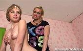 Lesbian Sport Videos Lesdom Honeylingus After Nude Hula-Hooping