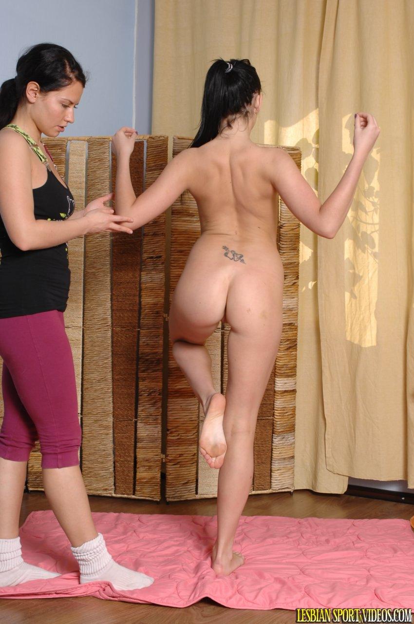 Lesbian Massage Very Hot