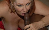Mature Amateur Interracial This Big Mama Loves To Get A Big Black Cock To Eat