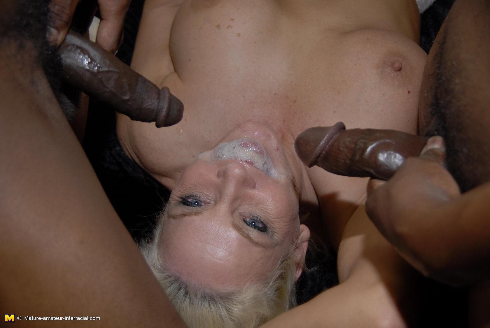 Amazing Blonde Amateur Blowjob
