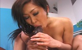 Lethal Interracial Yumi & Mandingo Asian Wrecked By Monstrous Black Dick