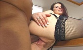Lethal Interracial Caroline Pierce & Sledge Hammer White Bitch With Bubble Butt Fucks Dick