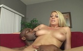 Lethal Interracial Tiffany Six & Jean-Claude Batiste Stacked Blond With Amazing Breasts