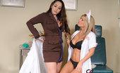Lesbian Factor Lesbian Factor Jewell Marceau & Krystal Summers