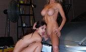 Lesbian Factor Lesbian Factor Sarah Jessie & Indigo Lux