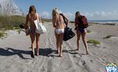 Lil Kelly Lil Kelly Three Teens Naked Under The Sun