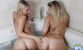 Lil Kelly Lil Kelly Two Cute Teens Gets Naughty In The Bathtub