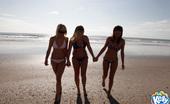 Lil Kelly Lil Kelly Naughty Schoolgirls Getting Naked In The Bathroom