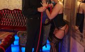 Joy Bear Kathy Campbell Kathy Campbell Blonde Beauty Getting Tied With Ropes And Spanked