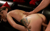 Joy Bear Adreena Winters Smooth Adreena Slender Tattooed Beauty Is Pumping Her Boyfriend