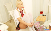 Jessica Cute Jessica Cute Jessica Cute In A School Girl Outfit Sucks Cock