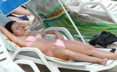 X Nudism Nudist Beach Shows Off Two Gorgeous Naked Teens