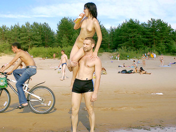 nude girls modeling motorcycles