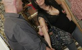 XXX At Work 454017 XXX At Work Vanessa Naughty & Christian XXX Vanessa Gets Real Naughty With Her Boss In The Back Room