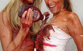 Wam Girls Wam Girls A Messy Body Sundae