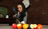 Pacino's Adventures Pacino's Adventures Stephanie Cane Plays Pool And Masturbates With A Blue Vibrator