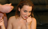 Nasty Little Facials Natasha Nice Sweet Natasha Takes A Face Full Of Cum