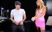 My Friend's Hot Girl Tasha Reign Tasha Reign Is Doing Sound Check For A Gig She'S About To Play. Her Sound Guy Is Her Boyfriend'S Best Friend And She Finds Out That He'S Been Slacking On The Job. Instead Of Checking Her Levels He'S Been Checking The Intern