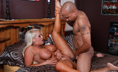 Alura Jenson XXX Alura Jenson Rides A Fat Black Cock Today I'M With Diamond Lou. He Is One Of My Favorites To Work