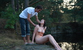 Teen Dorf Branislava & Filip A Romantic Walk Through The Forest This Evening, Soon Turned Into Something Much More Naughtier For These Teens. They Couldn`T Control Their Sexual Urges Any Longer.