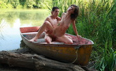 Teen Dorf Irenka & Karol On The Edge Of The Lake, These Teen Lovers Take Each Other The Edge Of Sexual Pleasure. He Brings Her To An Orgasm, The He Explodes All Over Her Perky Teen Tits.