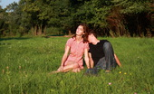Teen Dorf Irenka & Karol In The Middle Of This Green Field, These Horny Lovers Race To Take Each Others Clothes Off. They`Re In A Race To Make Each Other Filled With Sexual Pleasure.