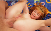 Cumaholic Teens Madelyn Cute Redhead Gets Her Ass Fucked And Swallows Jizz