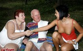 Old Couple Fuck Teen 457040 Carmen Black & Malda & Pepa Fucking Picnic For Old Lovers Teeny Joins Kinky Old Couple On A Sex Picnic And Rides Grandpa'S Cock While His Old Fat Wife Fucks Herself With A Dildo