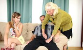Old Couple Fuck Teen Barta & Katarine & Monika Euro Sex Trip With A Three-Way Older Couple Picks Up A Cute Vulnerable Teeny In Desperate Need Of Comforting And Shamelessly Fucks Her Troubles Away
