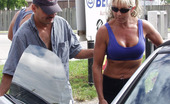 Hottest MILFs Ever 457736 Donna Lee Milf Alert! Wounded MILF Sitting By The Road...Why Look, It Is Two Fine Strong Cute Men To Help A Wounded Mom. Poor Donna Fell Down While Jogging And Couldn'T Get Up. MAN She Is In Damn Good Shape From All That Jogging, We Gave Her A Much Better