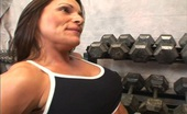 Hot Bodybuilder Porn Kristine Madison & Jay Huntington