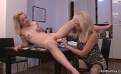 His Mommy MILF Pokes Gfs Hot Pussy Crazy Ass MILF In Naughty Lingerie Plays With Her Sons Girlfriends Dripping Hole