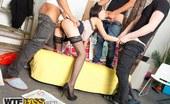 Hard Fuck Girls Yiki Cute Stockings Babe In The Hot Group Sex Shots