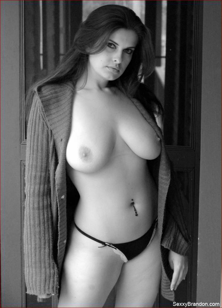 Сочная девушка Sexxy Brandon Dress секс фотки