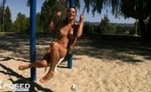 Aziani Xposed Cassidey Cassidey Takes Us To Her Favorite Park And Decides To Get Naked And Go For A Swing!