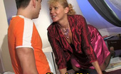 Stunning Matures Bridget & Clifford Smashing Mature Lady-Boss Going Horny Getting The Most For Mighty Dicking