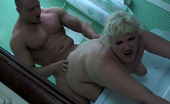 Stunning Matures Subrina & Nicholas Nasty Milf Spying On A Stud In The Shower Joining Him For Wet Intercourse