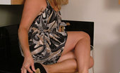 Stiletto Tease You Are In Melinda'S Kitchen And She Is Searching The Cupboard. Realising That You Are Loving The View Looking At Her Bare Legs And High Heel Shoes She Quickly Rises To The Occasion Giving You More And More Tempting Views As Her Sexy Foot Comes Right Out